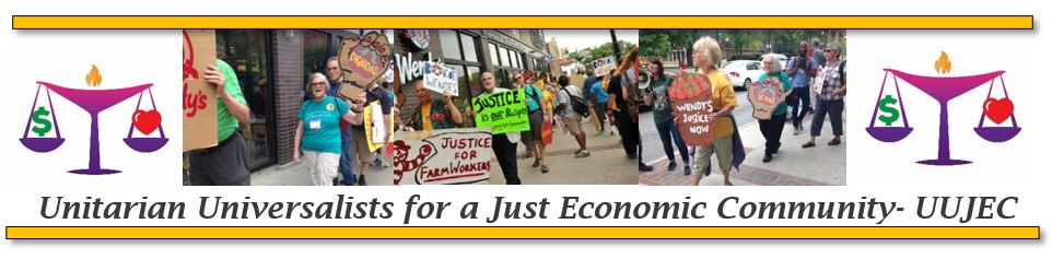 Unitarian Universalists for a Just Economic Community